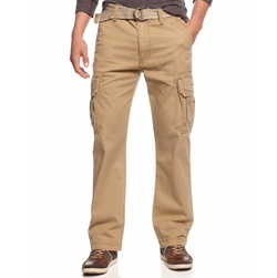 Survivor Belted Cargo Pants by Unionbay in Silicon Valley