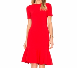 Mermaid Hem Dress by Milly in Santa Clarita Diet