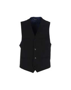 Single-Breasted Vest by Rice in Elementary