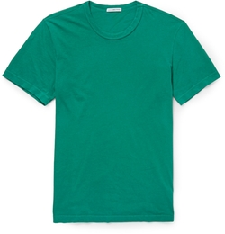 Cotton-Jersey T-Shirt by James Perse in The Choice