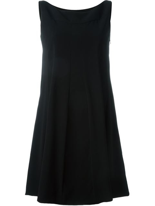 Sleeveless Flared Dress by Aspesi in The Women