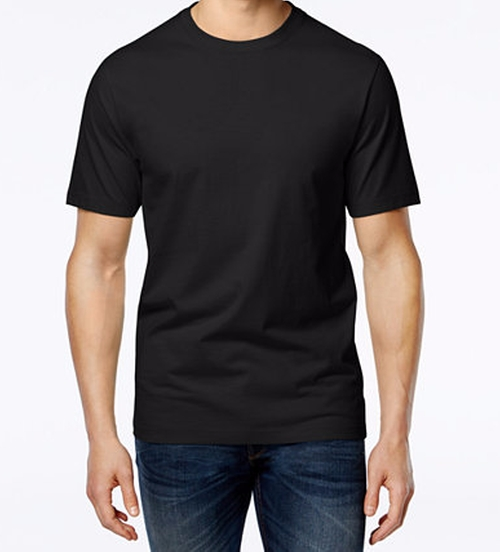 Men's Crew-Neck Tee Shirt by Club Room in Rob & Chyna - Season 1 Episode 1