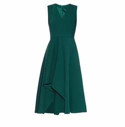 Asymmetric-Hem Midi Dress by Alexander McQueen in Unbreakable Kimmy Schmidt