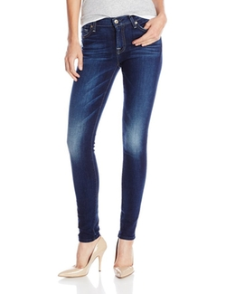 Women's Skinny Jean by 7 For All Mankind in Everest