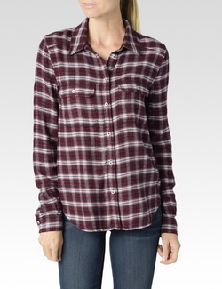 Trudy Shirt by Paige in Black-ish