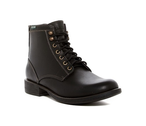 Brent Leather Combat Boots by Eastland in The Fate of the Furious