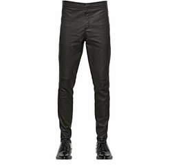 Stretch Nappa Leather Trousers by Givenchy in Empire