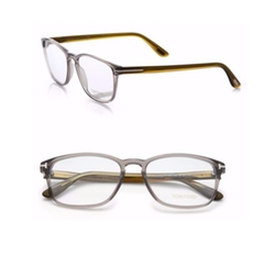 Square Optical Frames Eyeglasses by Tom Ford Eyewear in By the Sea