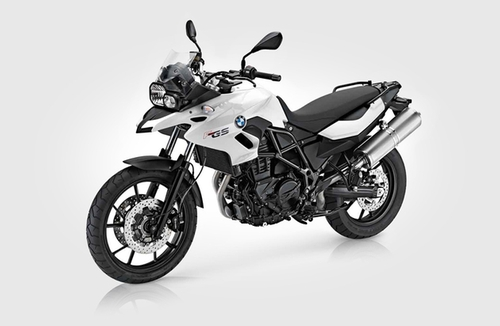 700GS Motorcycle by BMW in The November Man