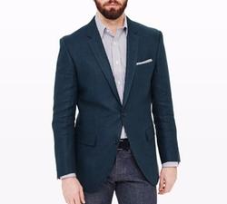New Grant Linen Blazer by Club Monaco in Shadowhunters