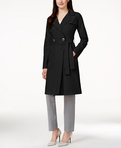 Belted Trench Coat by Ivanka Trump in Billions