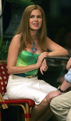 Bustier Tank Top by Oscar De La Renta in Confessions of a Shopaholic