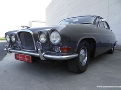 1963 Mark X Car by Jaguar in Begin Again