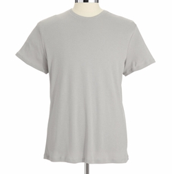 Crew Neck T-Shirt by Calvin Klein in The Walking Dead