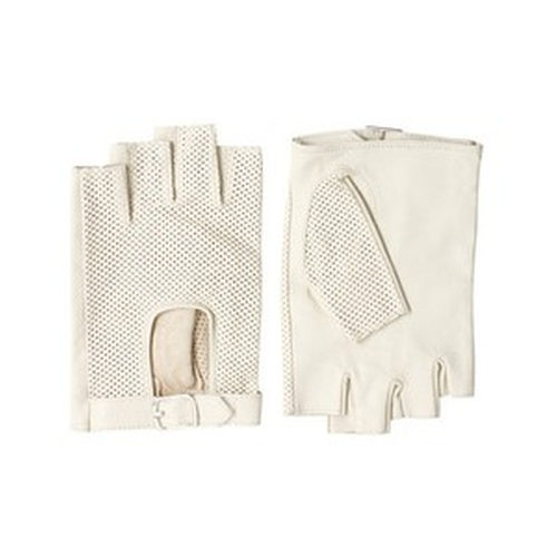 Leather Fingerless Drivers Gloves by Asos in Scream Queens - Season 1 Episode 7