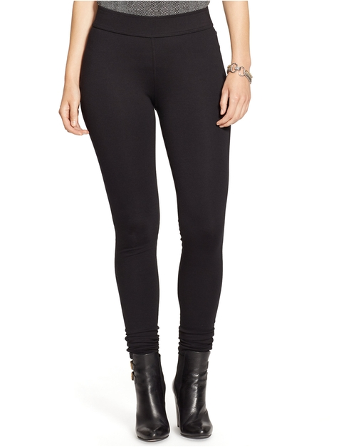 Stretch Leggings by Ralph Lauren in The Vampire Diaries - Season 7 Episode 1