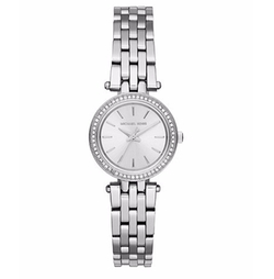 Round Mini Darcy Bracelet Watch by Michael Kors in A Bad Moms Christmas