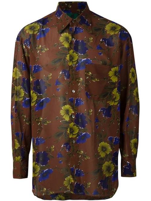 Junior Gaultier Shirt by Jean Paul Gaultier Vintage in Vinyl - Season 1 Episode 1