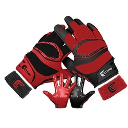 Rev Pro Receiver Gloves by Cutters in Ashby