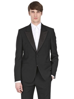 Cool Wool Tuxedo Suit by Alexander Mcqueen in Atonement