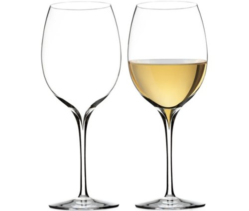Gris/Grigio Pair Wine Glass by Waterford in That Awkward Moment