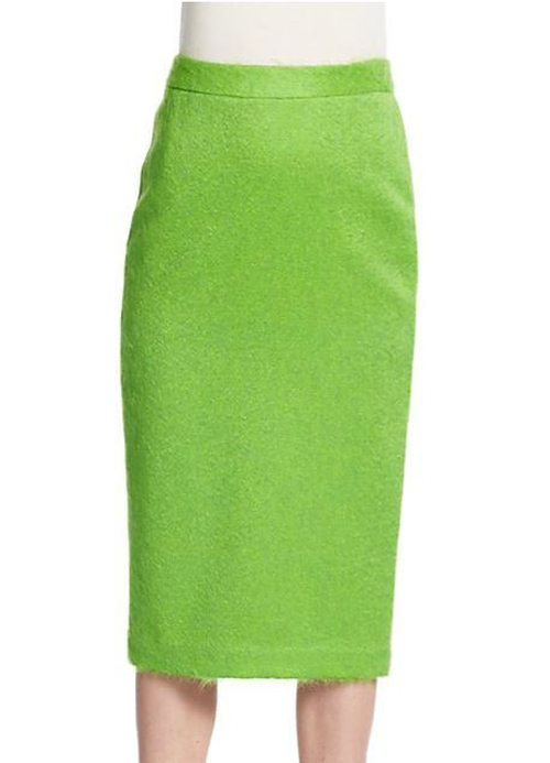 Kane Pencil Skirt by A.L.C. in Scream Queens - Season 1 Episode 2