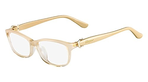 Beige Shaded Eyeglasses by Salvatore Ferragamo in Me and Earl and the Dying Girl