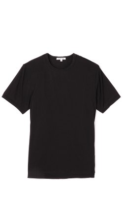 Crew Neck T-Shirt by Cotton Citizen in That Awkward Moment