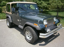 1994 Wrangler SUV by Jeep in Clueless