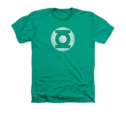 GL Logo Distressed T-Shirt by Sons Of Gotham in The Big Bang Theory