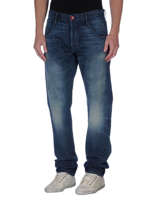 Straight Leg Denim Pants by 3x1 in Ballers