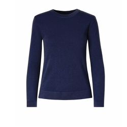 Cashmere Jersey Sweater by Polo Ralph Lauren in Pitch Perfect 3