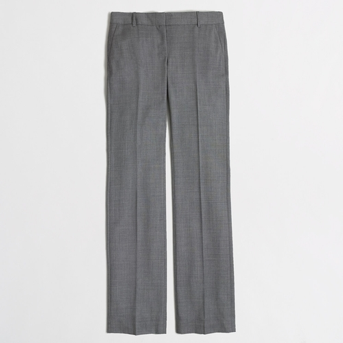 Factory Suiting Pants by J.Crew in Quantico - Season 1 Episode 10