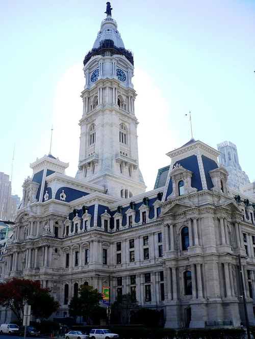 Philadelphia City Hall Philadelphia, Pennsylvania in Creed