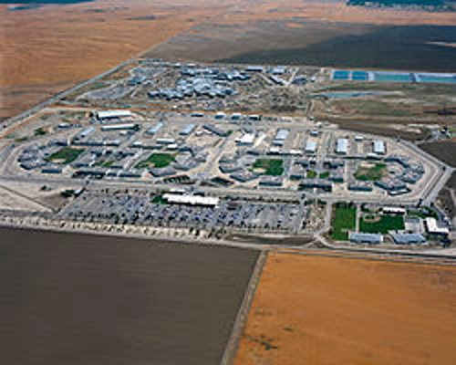 Pleasant Valley State Prison Coalinga, California in Need for Speed