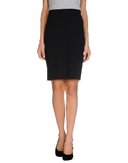 Knee Length Skirt by Givenchy in Focus