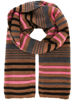 Striped Knit Scarf by Sonia Rykiel in Love Actually
