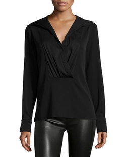 Long-Sleeve  by Halston Heritage in Elementary