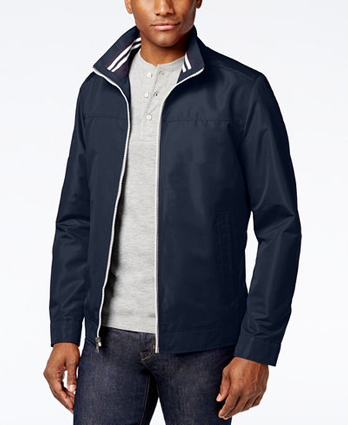 Men's Zip-Front Active Jacket by Nautica in Suicide Squad