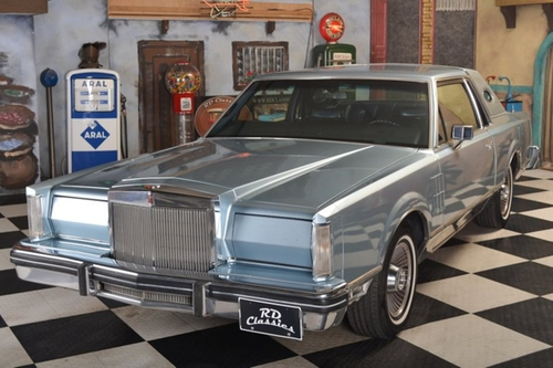 1980 Continental Coupe Mark VI by Lincoln in Straight Outta Compton