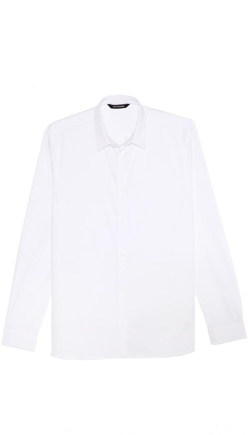 NOOS Moriarty Dress Shirt by Won Hundred in Interstellar