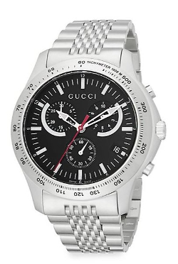 G-Timeless Chronograph Bracelet Watch by Gucci in Mission: Impossible - Rogue Nation