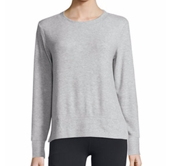 Glimpse Long-Sleeve Top by Alo Yoga in The Martian