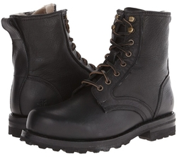 Warren Combat Boots by Frye in The Divergent Series: Allegiant