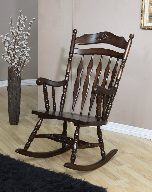 Coaster Rocking Chair by Coaster Home Furnishings in The Visit