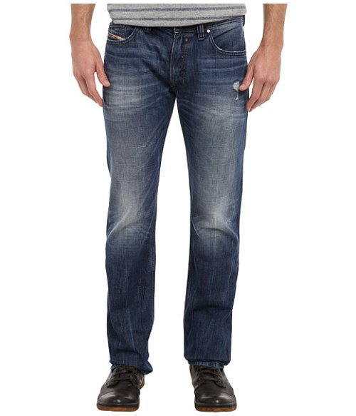 Safado Straight Denim Pants by Diesel in Pitch Perfect 2