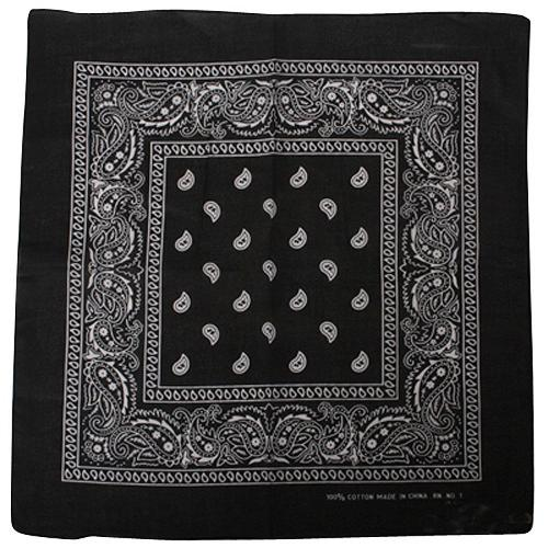 Paisley Bandana by Rasta/NYE in Ride Along