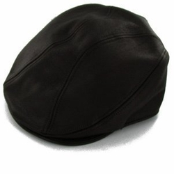 Lambskin Leather Ivy Cap by Belfry  Hats in Love the Coopers