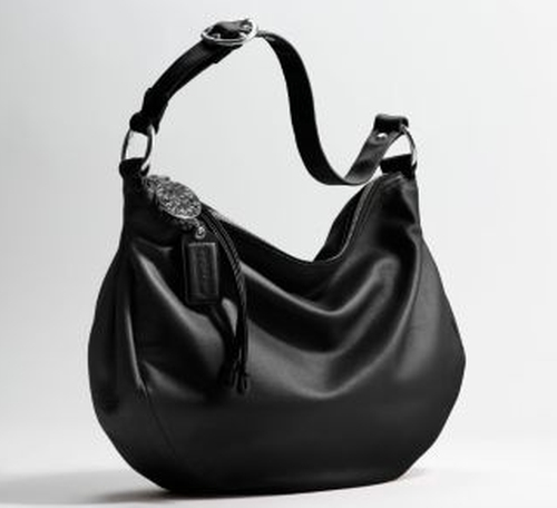 Ali Hobo Bag by Coach in Knight and Day