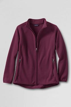 School Uniform Men's T-200 Fleece Jacket by LANDS' END in Million Dollar Arm